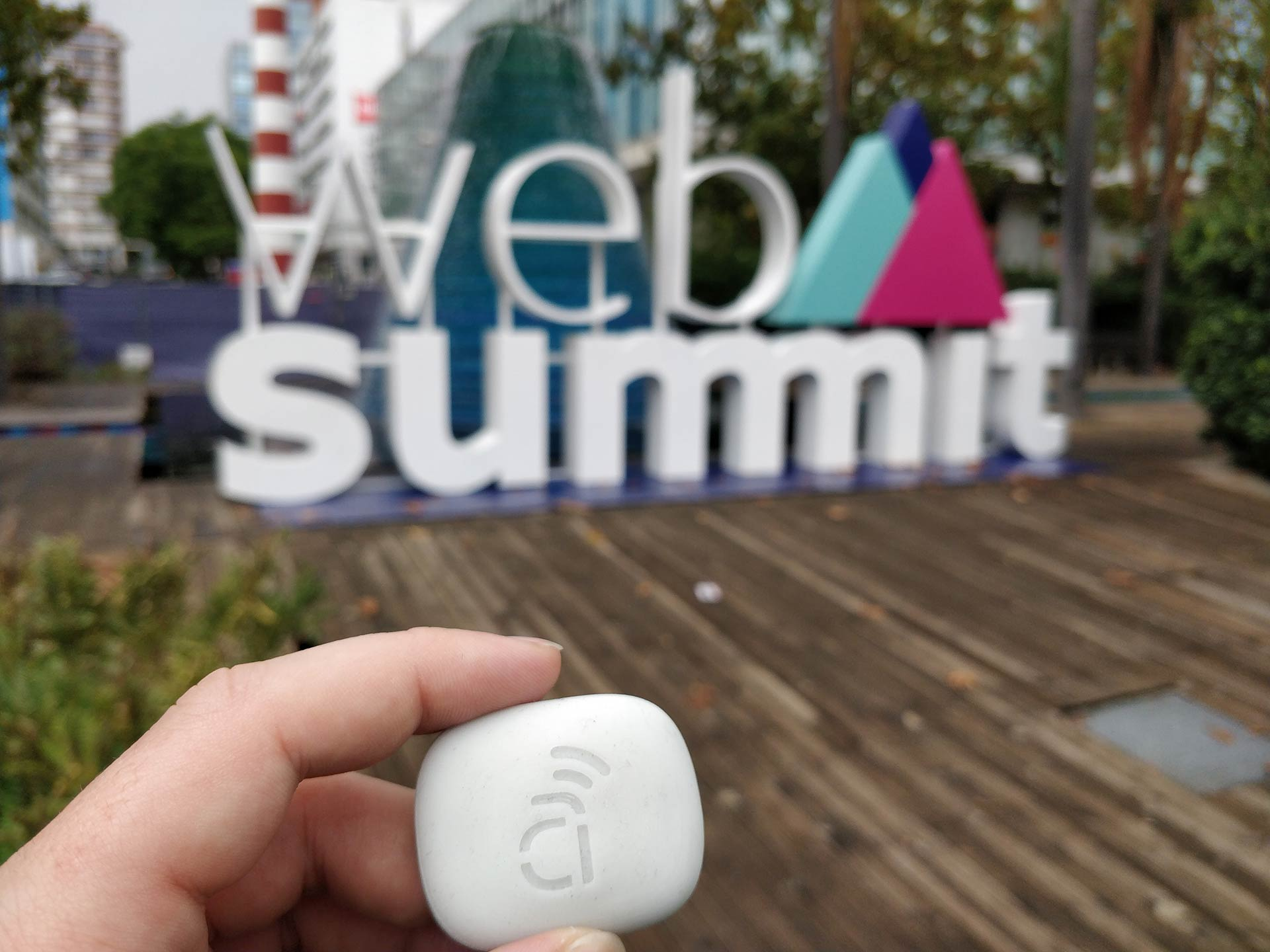 Anything Connected at Web Summit 2018 Lisbon